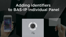 Adding identifiers to BAS-IP Individual Panel