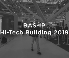 BAS-IP at the Hi-Tech Building 2019 in Moscow