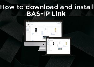 BAS-IP Link: how to download and install it