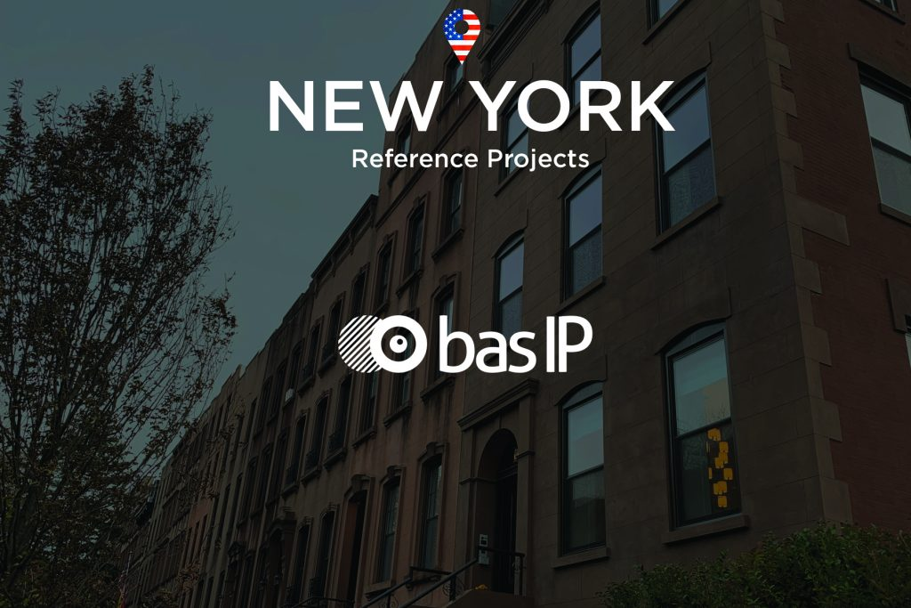 BAS-IP in NEW YORK, USA