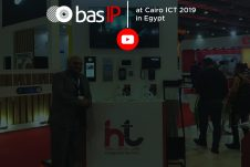 BAS-IP at Cairo ICT 2019 in Egypt